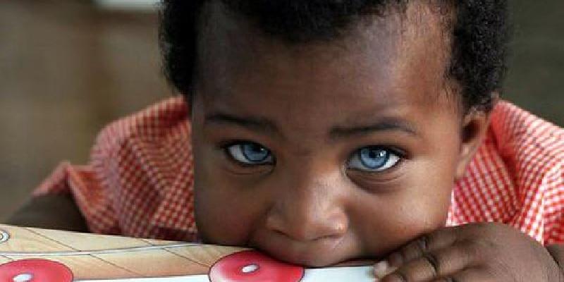 Черный цвет кожи — признак раба?