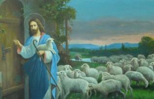 Овцы Мои слушаются голоса Моего