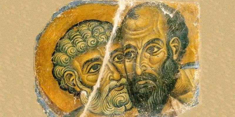 Славные и всехвальные первоверховные апостолы Петр и Павел
