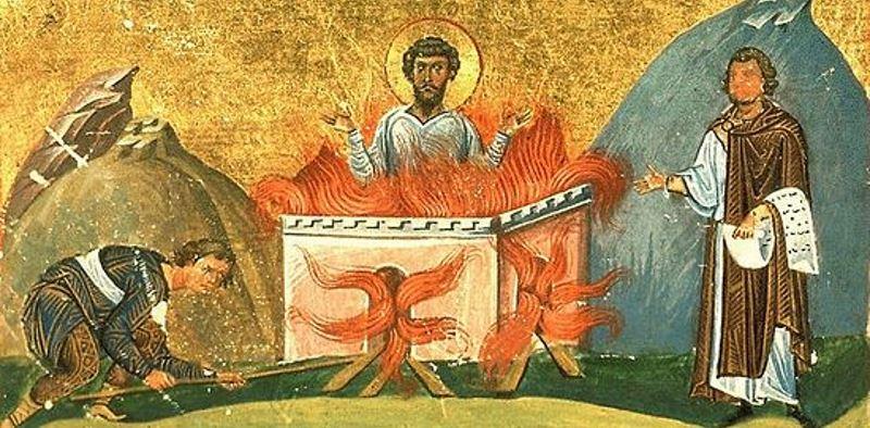 Великомученика Феодора Тирона
